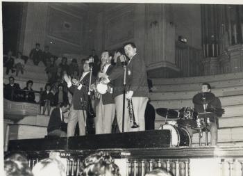 129 Kenny Ball Jazzmen at Huddersfield Town Hall