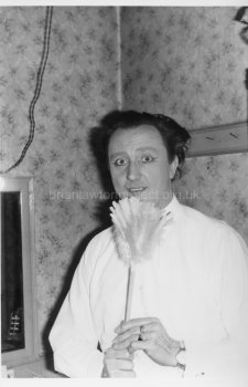 174 Ken Dodd (with tickling stick)