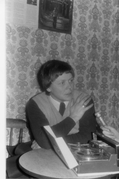 207 Jean Redpath ( At The Topic Folk Club Feb 11th 1977)
