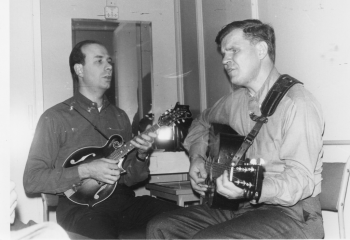 50 Doc Watson with Ralph Rinzler