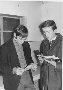 111 Charlie Watts & Laurie Stead (1965 B)
