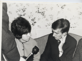 26A Helen Shapiro interviewed by Laurie Stead (Leeds Odeon)