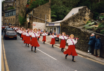 15B Rivington Ladies Dance Side Holmfirth