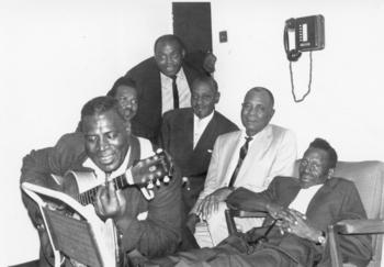 Bluesmen 1964
